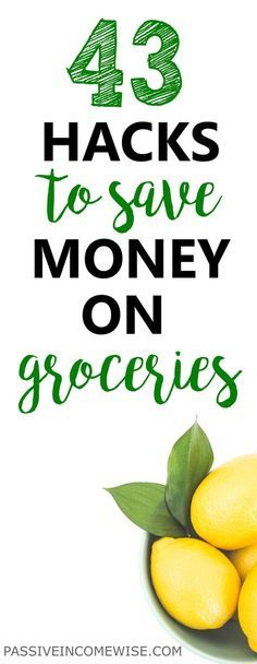 This list helped us to cut down our groceries expenses up to 50%. Make sure you apply more than one of these hacks to see results and save money on groceries from today. How to save money on food, meal planner, how to eat healthy, super cheap meals, food