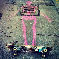 How awesome is this! Skate 4, Skate Store, Sculpture Art, Sculptures, Summer Surf, Skateboard Art, Installation Art, Art Installations, Paris