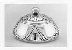 Box, Robert R. Jarvie, Chicago, 1916, silver