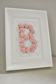 love this with the little roses. would look great in charlotte's elegant nursery.
