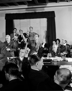 The San Francisco Conference, 25 April-26 June 1945 by United Nations Photo, via Flickr