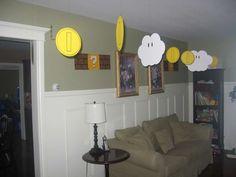Mario Birthday Party Ideas   Photo 1 of 22   Catch My Party