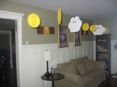 Mario Birthday Party Ideas | Photo 1 of 22 | Catch My Party