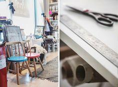 STIPLU.: Rakkaudesta vanhoihin huonekaluihin