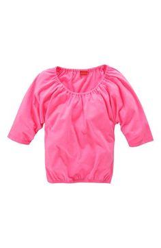 Super fede CFL Bluse Neonrosa CFL Toppe til Børn & teenager i dejlige materialer