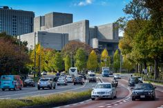 Supreme Court of Japan (最高裁判所) / Architect : Shinichi Okada (設計:岡田新一)