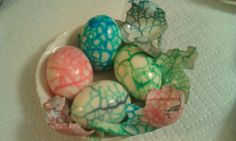 Fun and tasty activity for children dragon eggs!