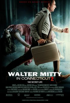 WALTER MITTY IN CONNECTICUT 2: THE SECRET LIFE /  A day-dreamer escapes his anonymous life into a historic home in Georgia, only to learn he's not the house's only inhabitant. When he's threatened by a secret rising from underground, his life turns into an adventure more extraordinary than anything he could have ever imagined.