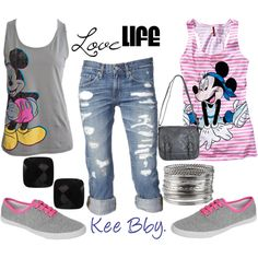 Mickey Mouse Clubhouse, created by keelove