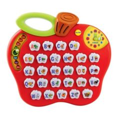 VTech+Alphabet+Apple
