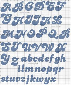 Thrilling Designing Your Own Cross Stitch Embroidery Patterns Ideas. Exhilarating Designing Your Own Cross Stitch Embroidery Patterns Ideas. Crochet Alphabet, Crochet Letters, Alphabet Charts, Embroidery Alphabet, Learn Embroidery, Cross Stitch Embroidery, Embroidery Patterns, Cross Stitch Letter Patterns, Cross Stitch Letters