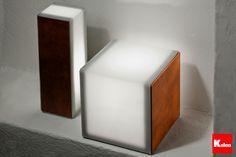 Koloo Cube & Tower Lamps  www.koloo.it