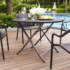 Alcott Hill Dunham Dining Table & Reviews | Wayfair