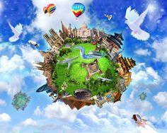 travel around the world - Cerca con Google