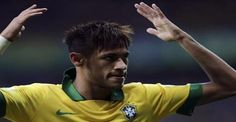 #Neymar hits back at jibe from #Australian striker