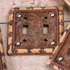 Ranch Brands Double Switchplate