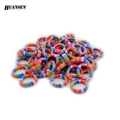 $2.10 (Buy here: https://alitems.com/g/1e8d114494ebda23ff8b16525dc3e8/?i=5&ulp=https%3A%2F%2Fwww.aliexpress.com%2Fitem%2F40pcs-lot-Scrunchy-95-Nylon-Striped-small-size-Children-hair-accessories-Nice-Elastic-hair-bands-for%2F32737461284.html ) HUANSEN 40pcs/lot Scrunchy 95% Nylon Striped small size Children hair accessories Nice Elastic hair bands for girls women for just $2.10