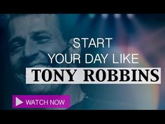 Tony Robbins: Hour of Power Start Your Day Like Tony Robbins