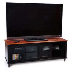 $276 60W x 20D x 22H in Convenience Concepts French Country 60 in. TV Entertainment Center - About Convenience-Concepts IncBringing functional and affordable furniture to homes, Conceptual-Concepts Inc. is dedicated to focusing on the fine...