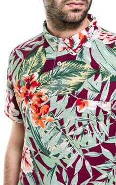 PRINTED POLO SHIRT - T-shirts - Man - ZARA Italy