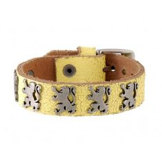Cool Leather Band Bracelet