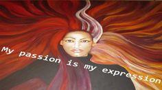 MY PASSION IS MY EXPRESSION  Cieľom tohto projektu je namaľovať sériu obrazov, ktoré by vytvorili ešte podnetnejšie prostredie a dali nový rozmer chránenému pracovisku. Dali, Passion, Movie Posters, Movies, Films, Film Poster, Cinema, Movie, Film