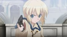 Gunslinger Girl -Il Teatrino- Rico Gunslinger Girl, Anime, Fan Art, Manga, Awesome, Butler, Spiral, Addiction, Girls