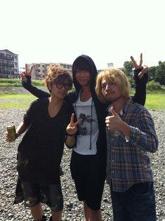[Champagne]川上洋平2012/9/25 バーーーーーーベキューーーーーー!洋平