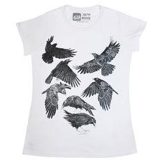 Camiseta RAVENS