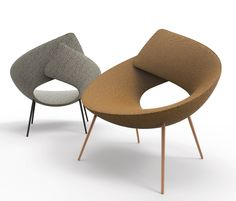 LOCK - Designer Lounge chairs from Bonaldo ✓ all information ✓ high-resolution images ✓ CADs ✓ catalogues ✓ contact information ✓ find your..