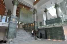 Project: Podlasie Opera and Philharmonic - European Art Centre in Białystok - CODAworx Poland, Centre, Opera, Building, Glass, Design, Art, Art Background, Opera House