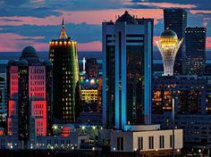 Astana, Kazakhstan / Астана, Қазақстан / Астана, Казахстан