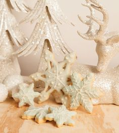 Sour Cream Frosted cookies recipe. #Christmas #cookies