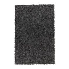 """great living room rug. Sof on the feet and will dampen sound. ALHEDE Rug, high pile - 4 ' 4 """"x6 ' 5 """" - IKEA"""
