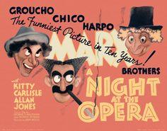 Marx brothers Night at the Opera