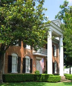Fort House - Waco, Texas. Historic Waco Foundation