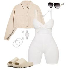 Boujee Outfits, Baddie Outfits Casual, Swag Outfits For Girls, Style Outfits, Cute Comfy Outfits, Dope Outfits, Teen Fashion Outfits, Classy Outfits, Look Fashion
