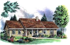 House Plan chp-16678 at COOLhouseplans.com