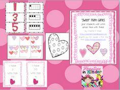 Free Valentine Centers :)