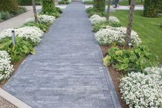backyard design – Gardening Tips Brick Pathway, Walkway Lighting, Garden, Cottage Garden, Small Front Gardens, Terrace Garden, Walkway, Exterior, Wood Walkway