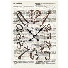 clock... we could do this on one of the pages in the guest book dictionary, with the hands pointing to the time you are wed.