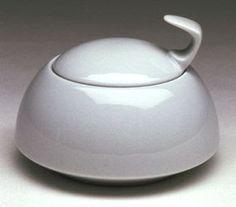 Walter Gropius (Sugar-bowl)