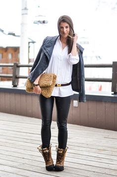 Ugg Adirondack outfit