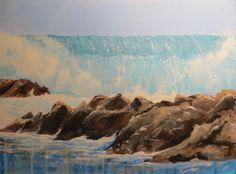 Surf - Original Painting £50.00