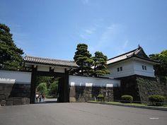 Sakuradamon(Goryeo gte)Edo Castle