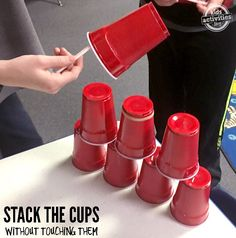 stem challenge idea for kids