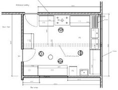 Commercial Kitchen Design Layout commercial kitchen layout - google search | future of the urban