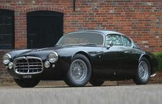 I would love to drive or even own this car some day.   ~Classic Maserati