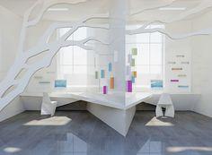 public space / office design