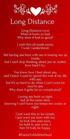 Really long love poems
